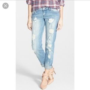 STS Blue Joey destroyed jeans